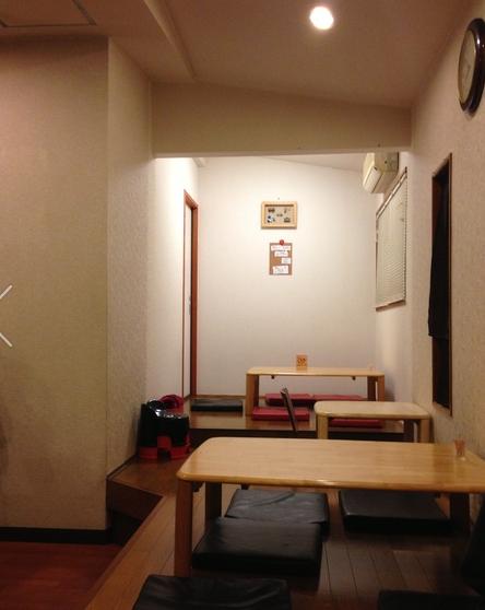 風媒花の店内02