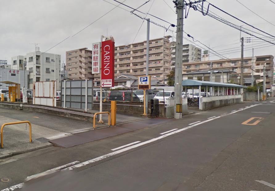 カリーノ宮崎立体駐車場
