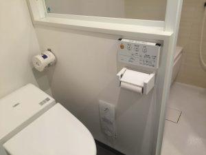 JR九州ホテルの客室をレビュー8