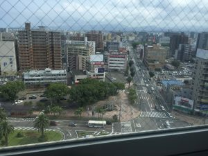 JR九州ホテルの客室をレビュー5