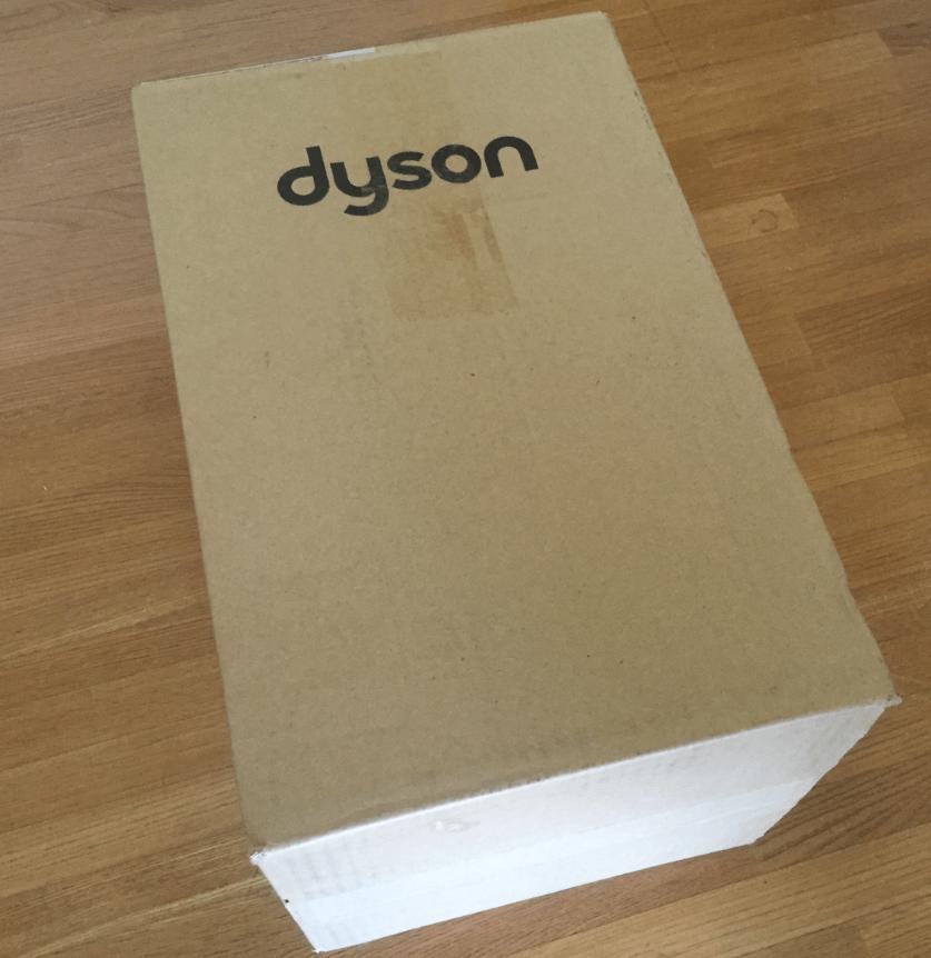 ダイソンのコードレスクリーナーが故障から帰ってきた01