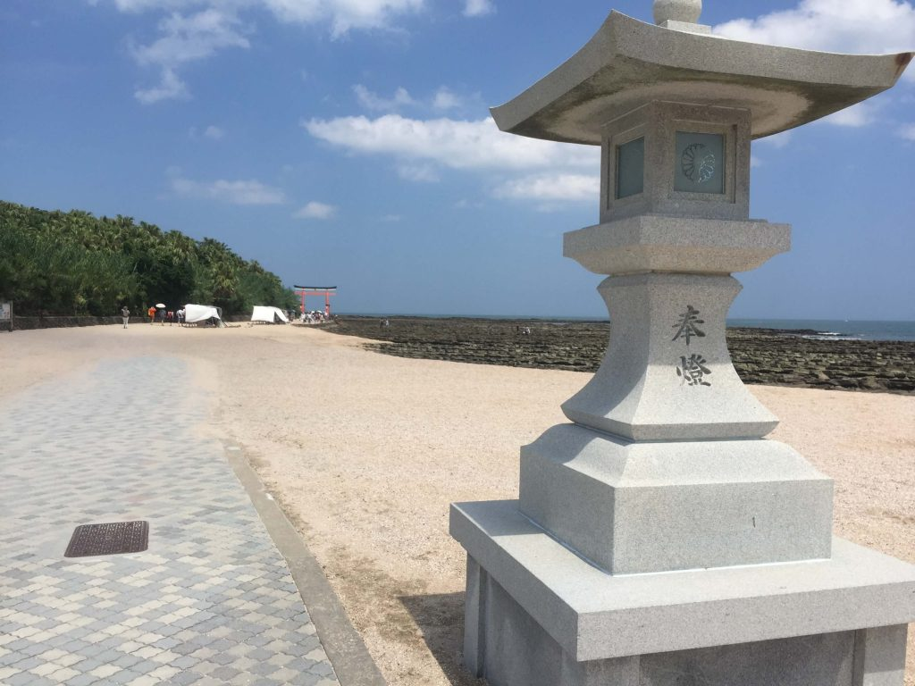 宮崎のふたりに出る青島は最強のパワースポット