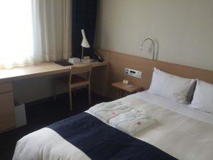 JR九州ホテルの客室をレビュー3
