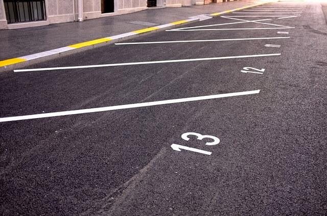 青島神社の駐車場は無料で十分