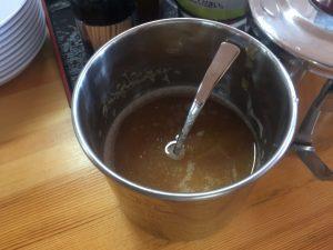 屋台骨のラーメンのオススメの食べ方3