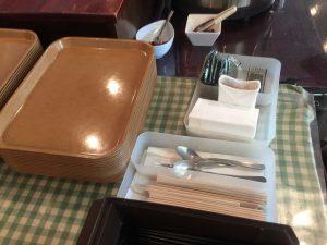 レガロホテル宮崎の朝食1
