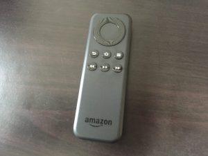 AmazonFireTVリモコン