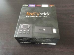 AmazonのFireTVStickの開封3