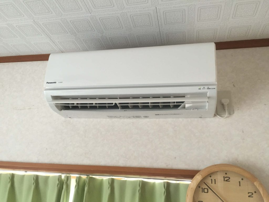 エアコンのネット通販の工事日当3
