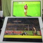 DAZNをテレビで視聴!ブンデス開幕戦を見て感じた問題点