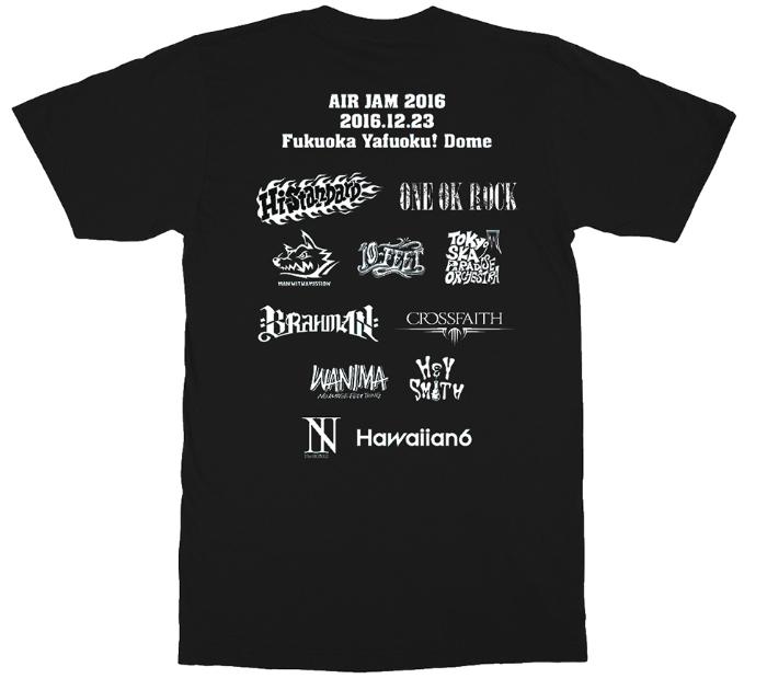 AIRJAM2016のオススメTシャツ01