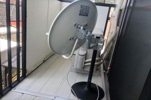 【EαRTH必見】スペースシャワーTVプラスでORβIT(オルビ)を見る方法!最安値の料金と契約方法を調べてみたアンテナ設置1