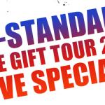 Hi-STANDARDのTHE GIFT TOUR 2017の放送がBSスカパーで!全2時間で超満足!