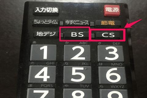 TBSチャンネルとは?視聴方法と最安値の契約方法リモコン
