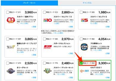 KNTV(韓国)で最安値の視聴方法と料金4